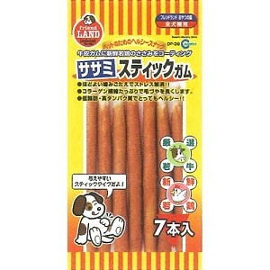 Marukan Sasami Munchy Stick Dog Treat 7pcs DF39