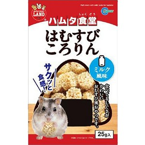 Marukan Puff Snack w/ Milk Taste for Hamster