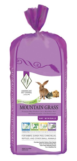 American Pet Diner Mountain Grass Hay