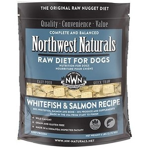 Northwest Naturals Freeze Dried Whitefish & Salmon