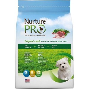 Nurture Pro Original Lamb for Small & Medium Breed Puppy Dry Dog Food