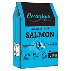 Oceanique Grain Free Salmon Dry Dog Food