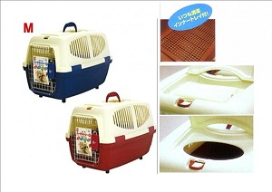 Marukan Pet Carrier (M) W350xD550xH335mm