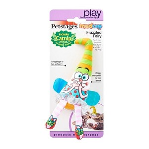Petstages Funny Fairy Cat Toy