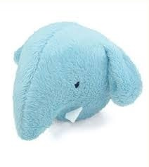 Petz Route Blue Elephant Plush Toy
