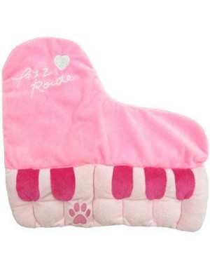Petz Route Pink Piano Plush Toy