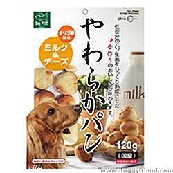 Marukan Soft Bread with milk & cheese DP 16