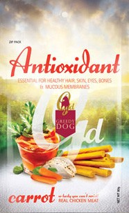 Greedy Dog Antioxidant Carrot