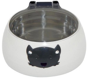 Touchless Auto Open Pet Bowl for Cats