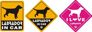 Car Decals - Labrador