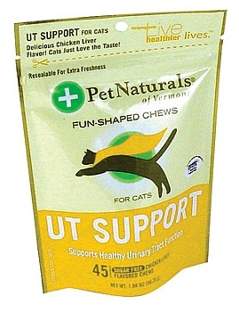 Pet Naturals UT Support Chews