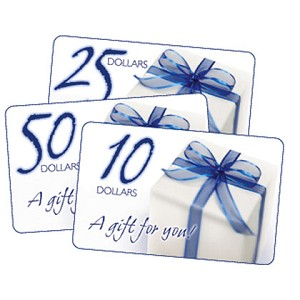 Gift Certificate S$10