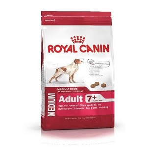 Royal Canin Medium Adult 7+ Dry Dog Food