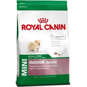 Royal Canin Mini Indoor Junior Puppy Dry Dog Food