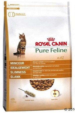 Royal Canin Pure Feline Slimness No. 2 Dry Cat Food