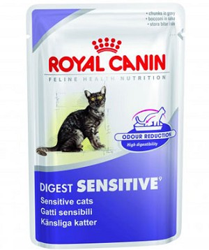 Royal Canin Feline Sensitive 85g x 12 pouches