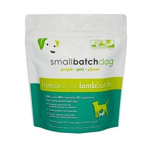 Small Batch Freeze Dried Lamb 14oz
