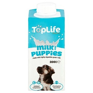 Top Life Puppy Goat's Milk 200gm