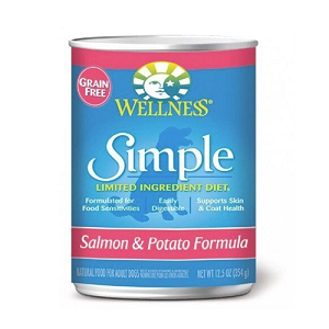 Wellness Simple Food Solutions Canned Dog Whitefish & Potato