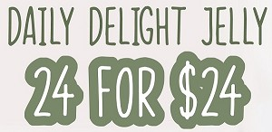 GSS Promo - Daily Delight in Jelly 24cans at ONLY $24!