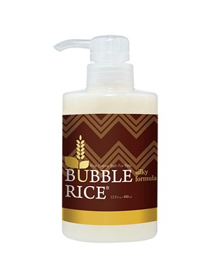 YU Bubble Rice Silky Formula