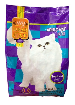 My Dear Cat Dry Cat Food (Seafood)