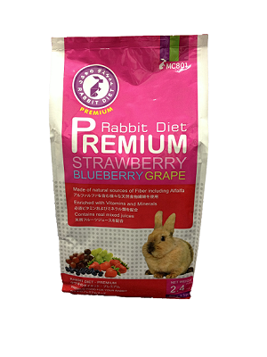 Rabbit Diet Premium