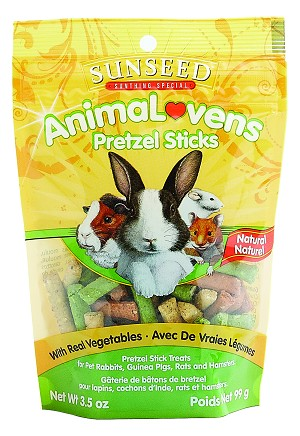 Vitakraft Sunseed AnimaLovens Pretzel Sticks