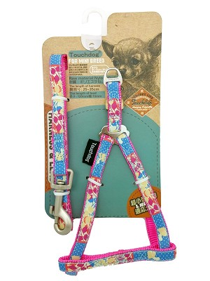 Touchdog Leash & Harness Set - TD-793 /TD-496