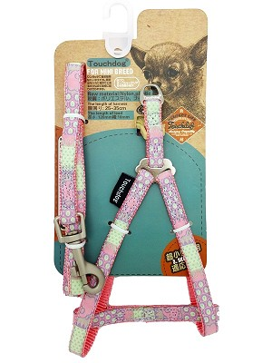 Touchdog Leash & Harness Set - TD-731 /TD-434