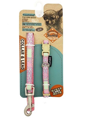 Touchdog Leash & Collar Set - TD-833/TD536