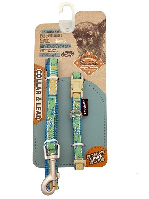 Touchdog Leash & Collar Set - TD-918/TD-611