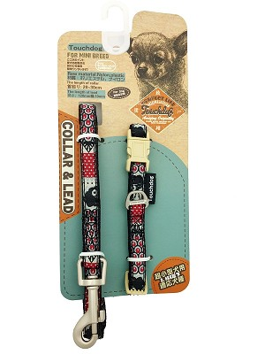 Touchdog Leash & Collar Set - TD-826/TD-529