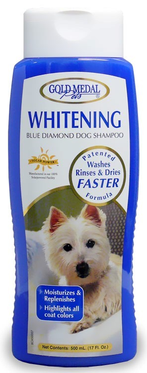 Gold Medal Blue Diamond Whitening Shampoo 17oz
