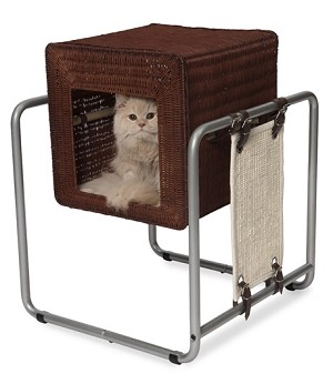 VESPER Cat Furniture V-Cube