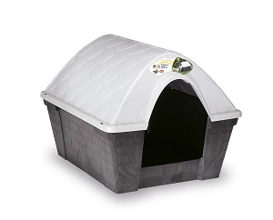 Stefanplast Happy Kennel (Dark Grey) Large