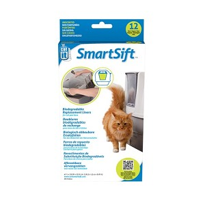 Catit Smartsift Biodegradable Liner Drawer