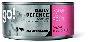 Go! Cat Canned SS Duck Pate