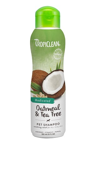 Tropiclean Oatmeal & Tea Tree