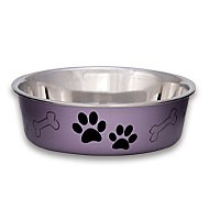 Loving Pets Bella Bowls Metallic
