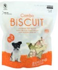 Bow Wow Fruity Biscuit Combo 220g