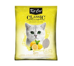 KitCat Super Premium Lemon Cat Litter