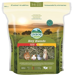 Oxbow Hay Blends - Western Timothy & Orchard Grass 90oz
