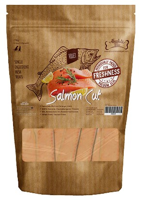 Absolute Bites Salmon Cut