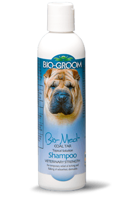 Bio-Groom Bio-Med Tar-Sulfur Shampoo Veterinary Strength