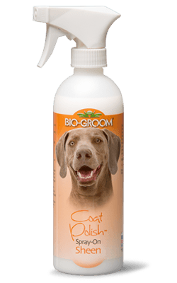 Bio-Groom Coat Polish Spray-On Sheen Tangle Remover