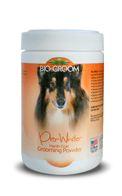 Bio-Groom Pro-White Smooth Coat Grooming Powder