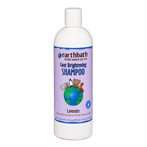 EarthBath Light Color Coat Brightener Shampoo