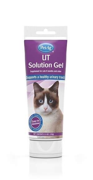 PetAg UT Solution Gel (For Cats)