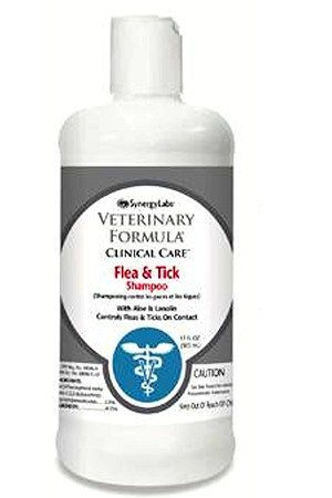 Veterinary Formula Clinical Care - Flea & Tick Shampoo